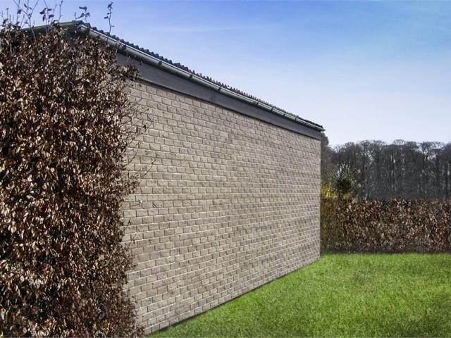 Coverstone kunststof muurpanelen
