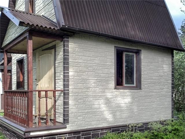 Coverstone natuursteen kunststof gevelpaneel