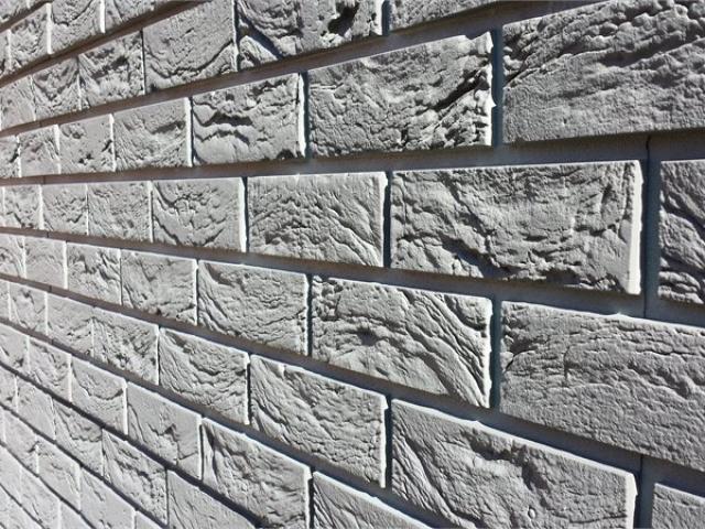 Detail Coverstone baksteen gevelpaneel