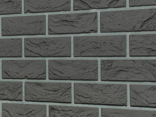 Coverstone baksteenpaneel - terracotta