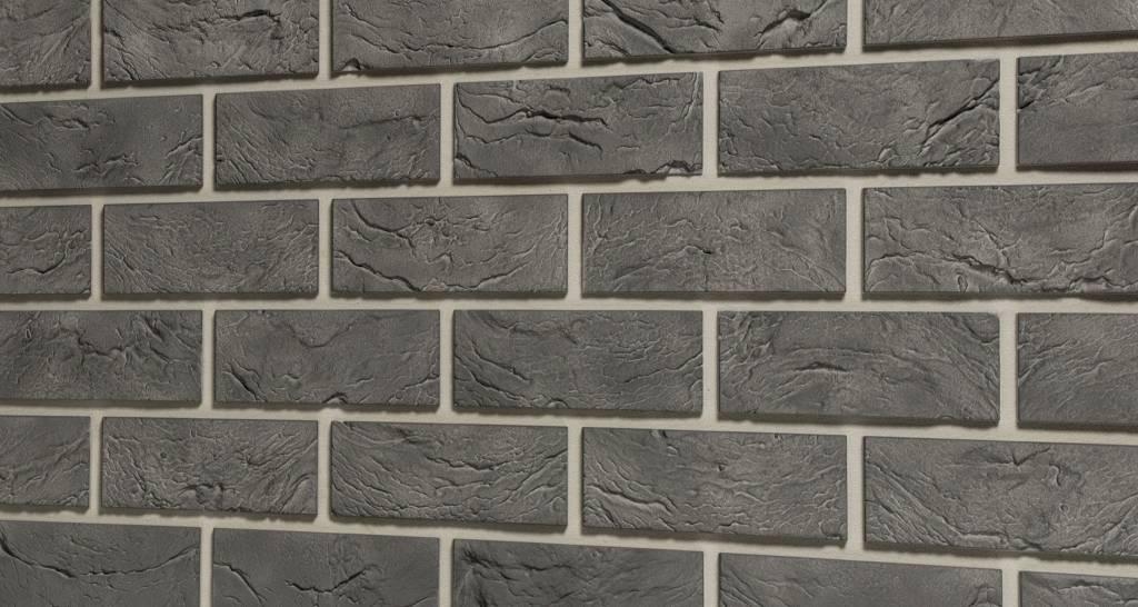 Coverstone baksteenpaneel - granietgrijs