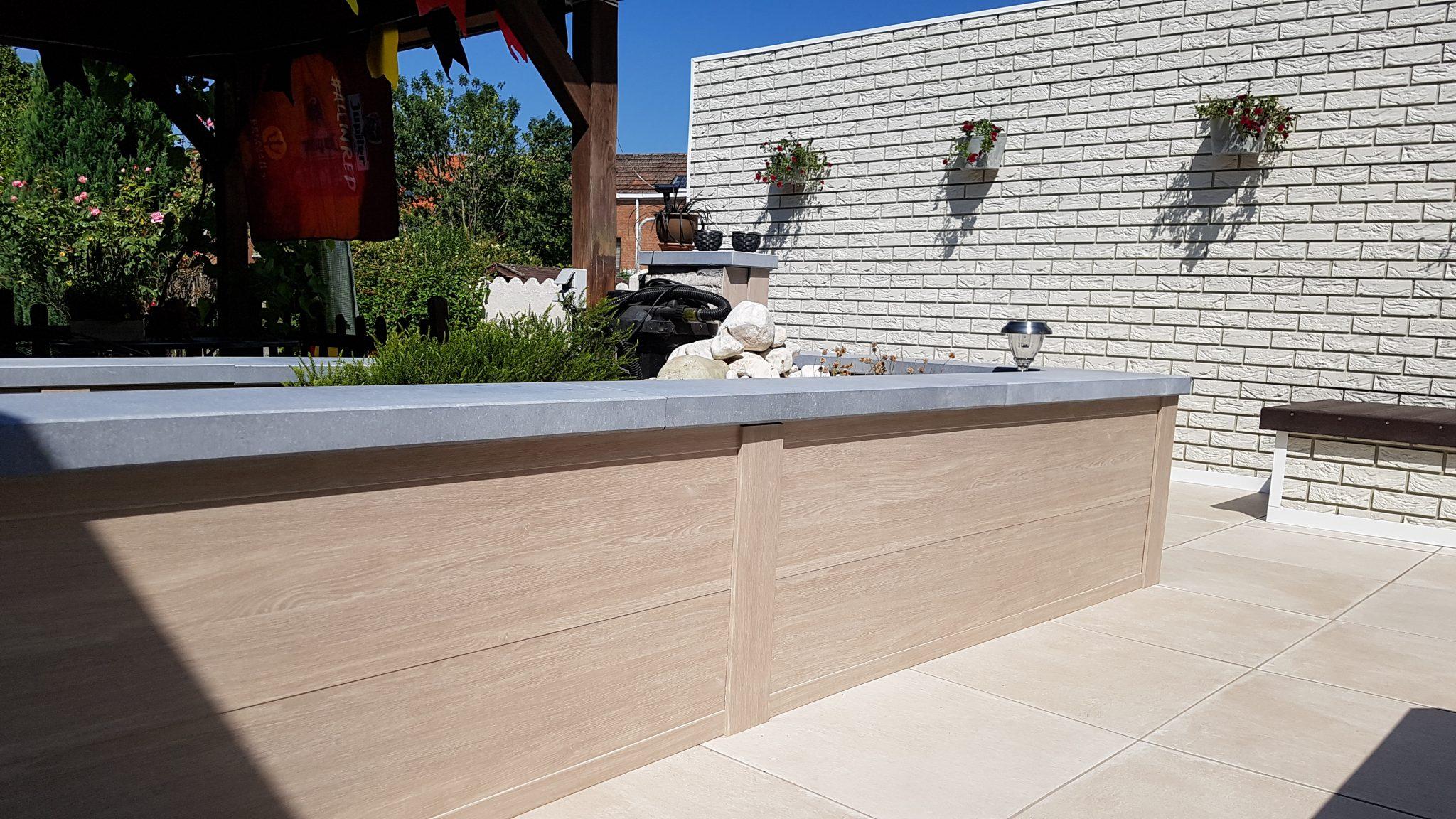 Coverstone gevelpanelen - onderhoudsvriendelijk en duurzaam